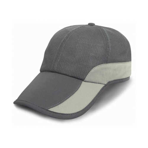 Mesh Cap with Peak Ticket Holder