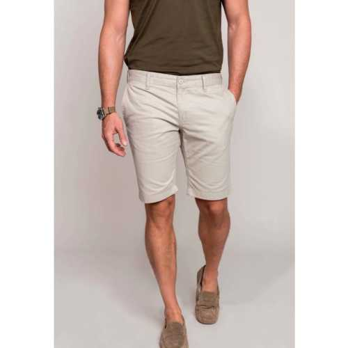 Kariban Men's Chino Bermuda Shorts