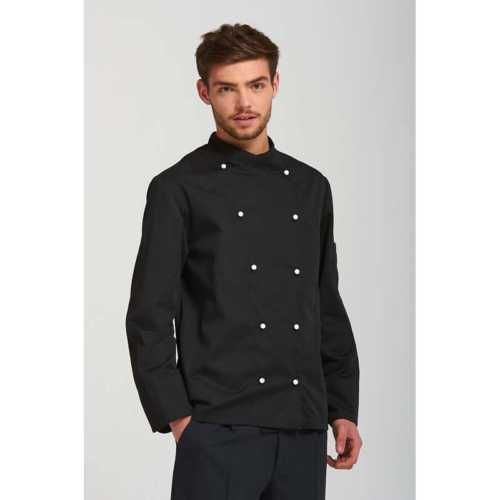 ES Black Chef Jacket Unisex