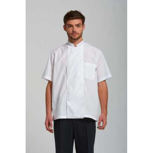 ES White Chef Jacket Unisex